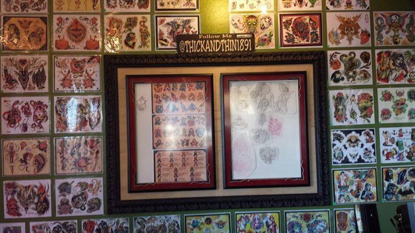 Silber Staat Tattoo gardnerville
