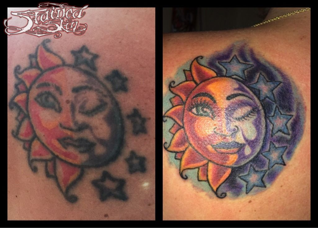 504835b0b anthonydubois:sun-and-moon-re-work-color-sun-and-moon-sun-moon-cover-up