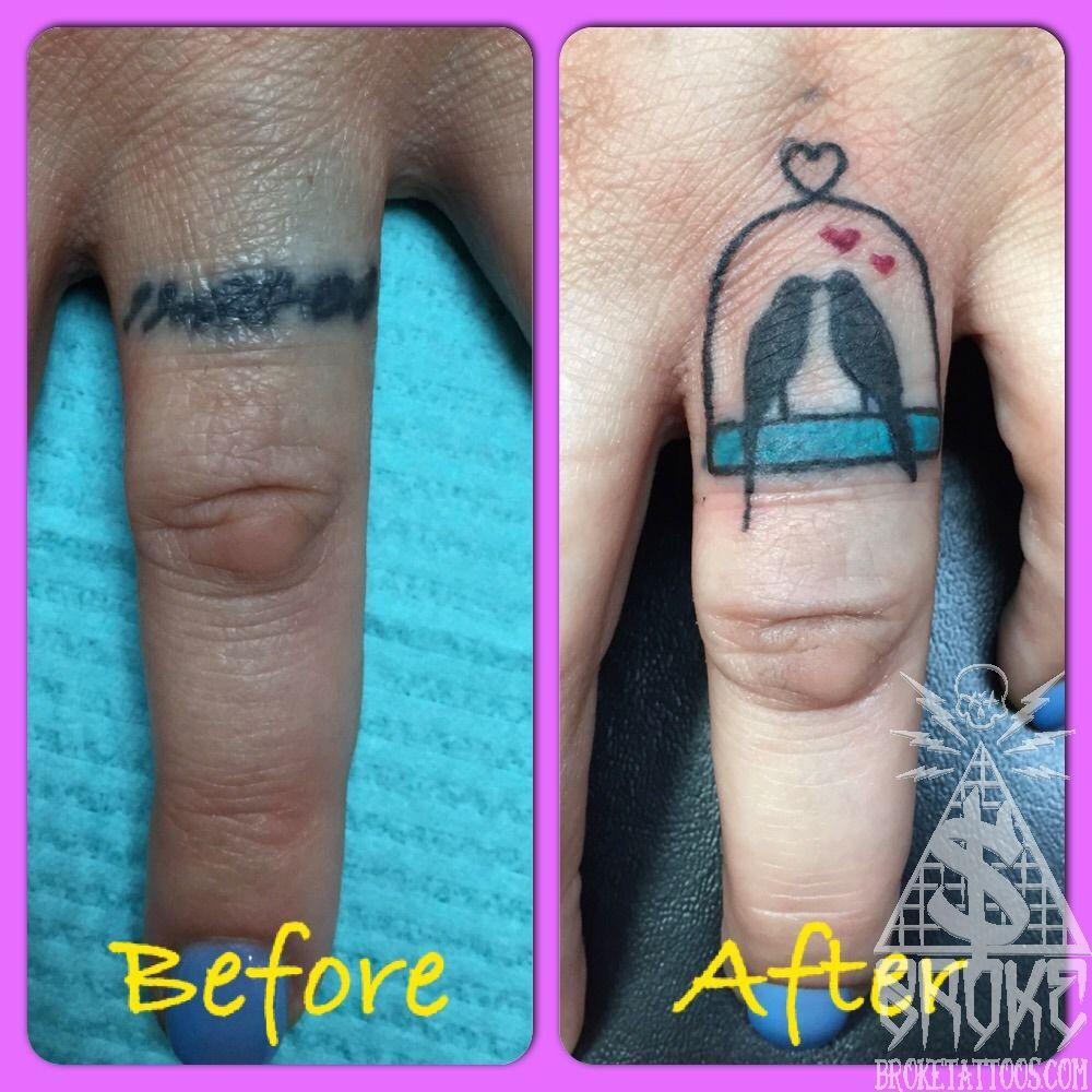Aaronbrokefinger Cover Up Cover Up Tattoo Aaron Broke