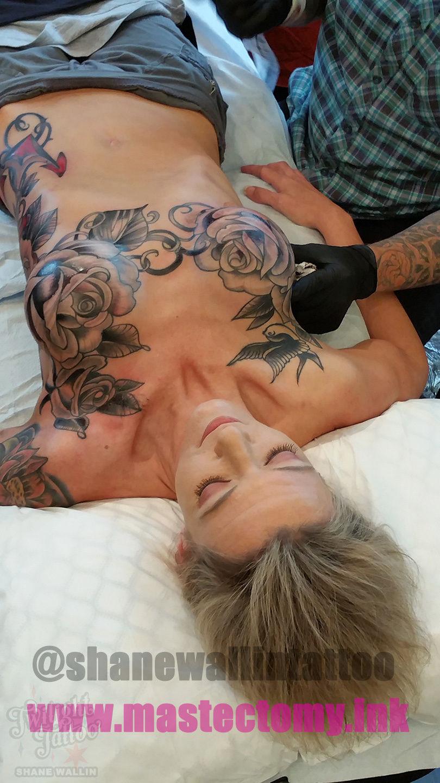 sexy Boob Tattoos