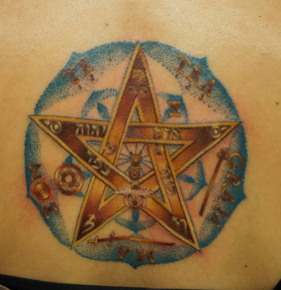 Latest Tetragrammaton Tattoos Find Tetragrammaton Tattoos