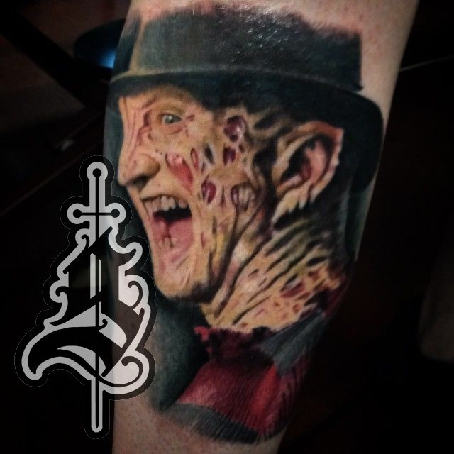 Freddy_kruger_tattoo_jason_frieling