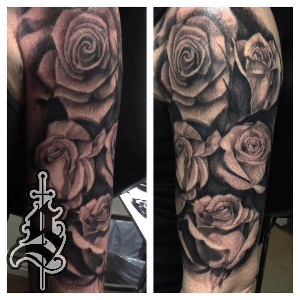 Rose_tattoo_sleeve_nikko_hurtado_jason_frieling