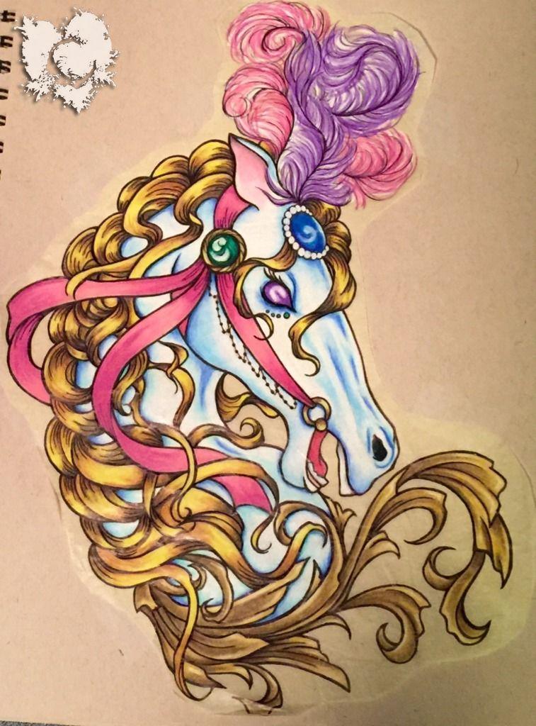 Latest Carousel Horse Tattoos Find Carousel Horse Tattoos