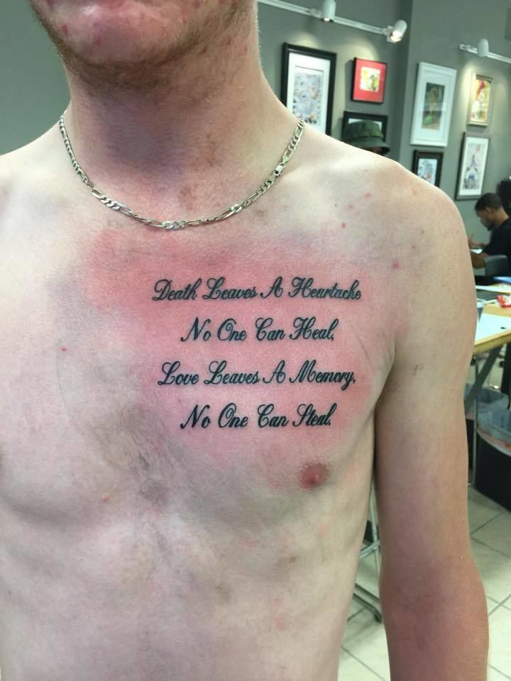 Nickcarroll:script-on-chest-script-text-chest-tattoo