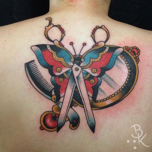Brian Kelly Tattoo Artist