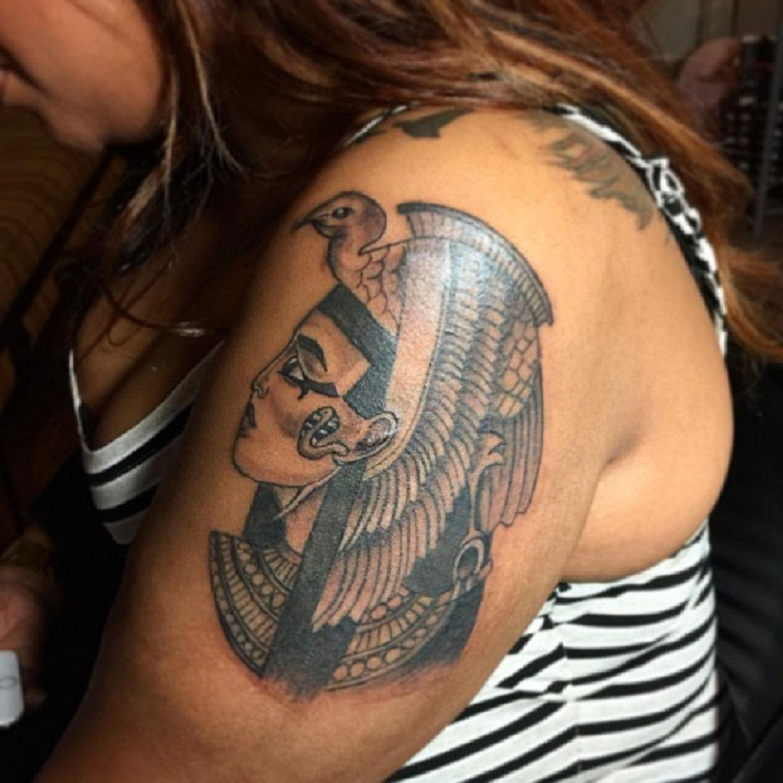 Latest Cleopatra Tattoos Find Cleopatra Tattoos