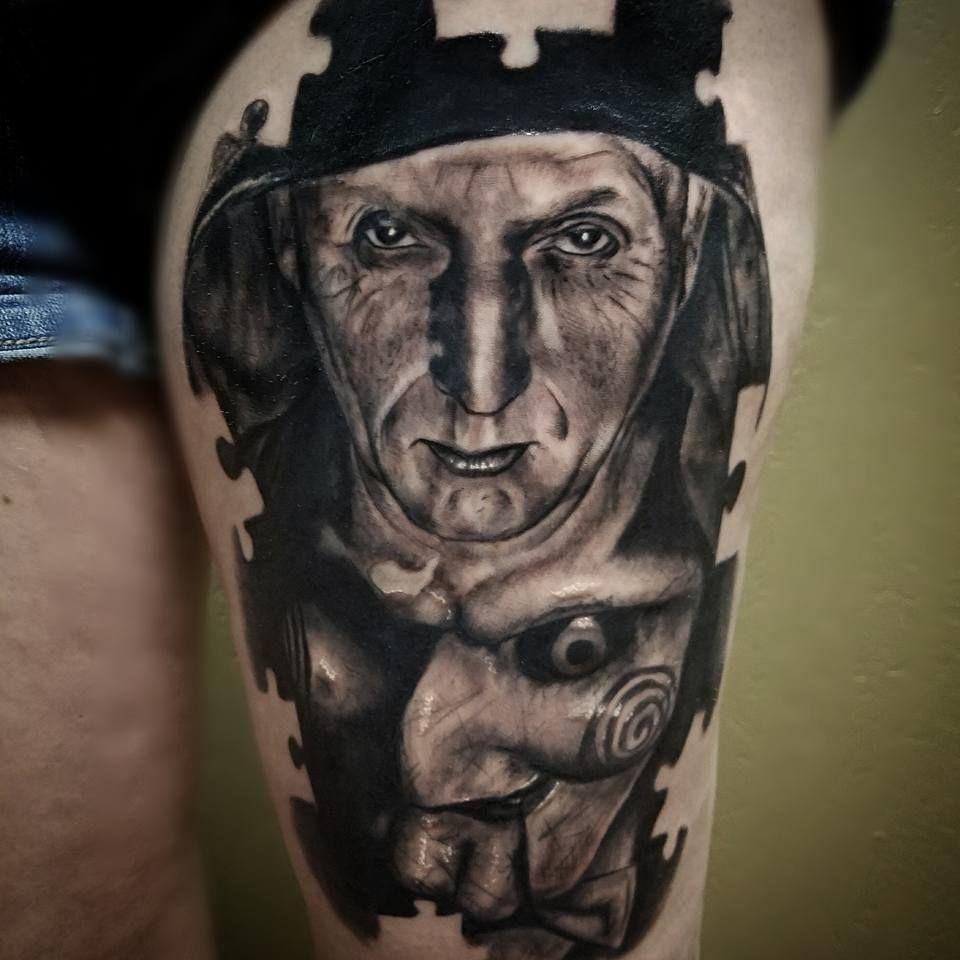 Latest Jigsaw Tattoos