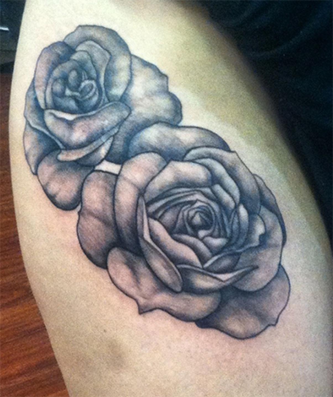 Rosesblack5x7