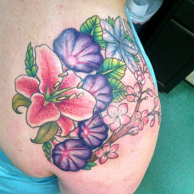 Shoulderflowers