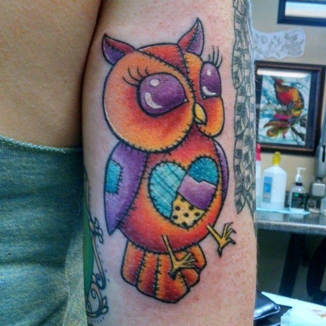 Funky_owl