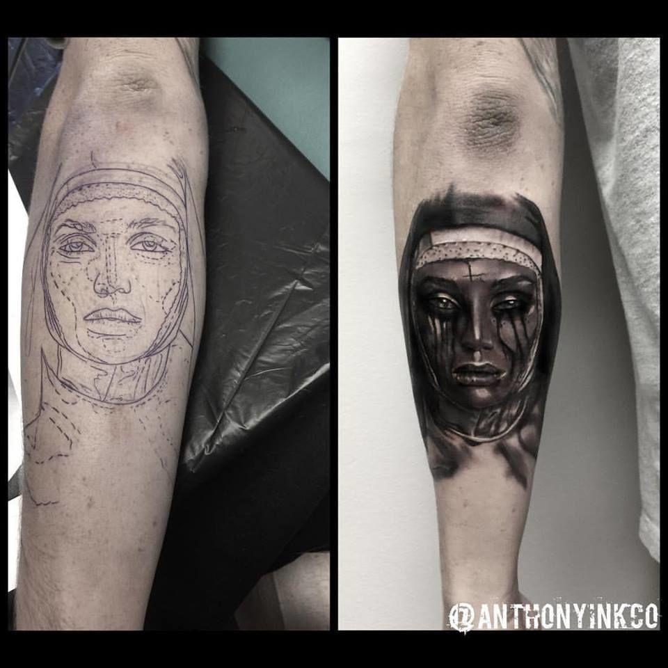 Latest Nun Tattoos Find Nun Tattoos