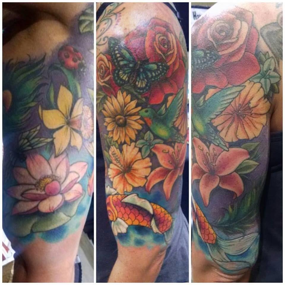 Flowershelen