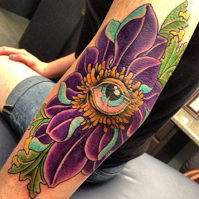 Lotus-flower-eyeball-tattoo-billy-jordan-the-bell-rose-tattoo-and-piercing-mobile-alabama