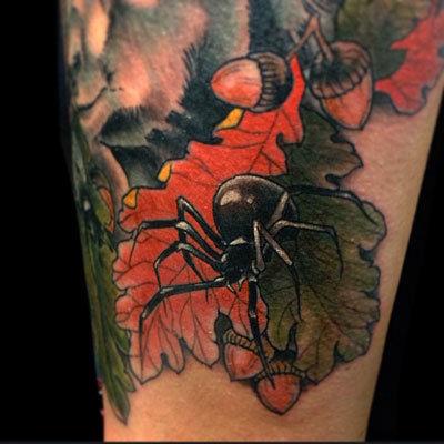 Black-widow-tattoo-billy-jordan-the-bell-rose-tattoo-and-piercing-mobile-alabama
