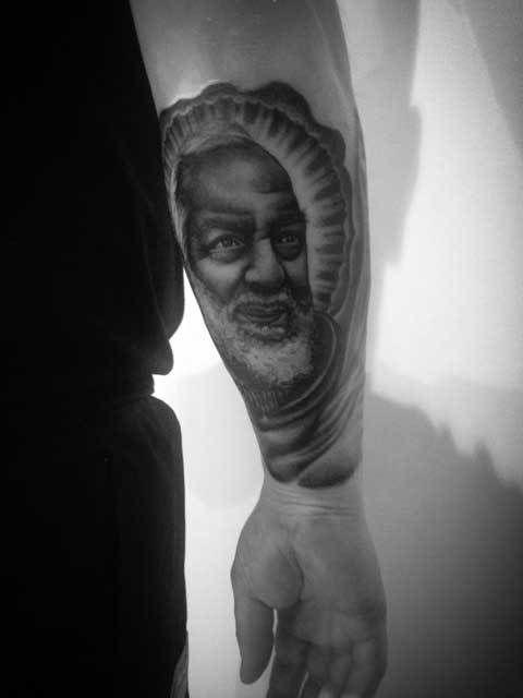 Padre-pio-rosemary-mckevitt-tattoo-ireland