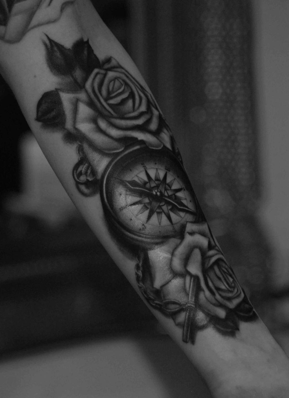 Compass-roses-forearm2-rosemary-mckevitt-tattoo-ireland