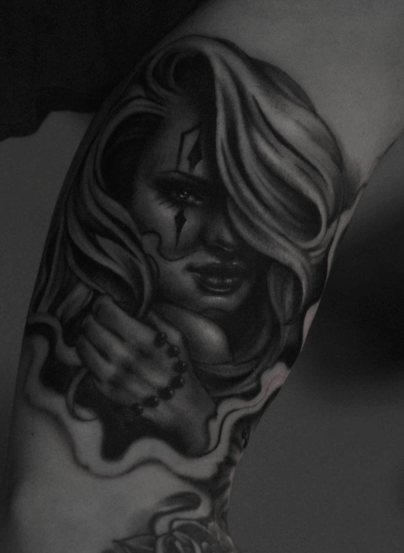 Chicano-girl3-rosemary-mckevitt-tattoo-ireland