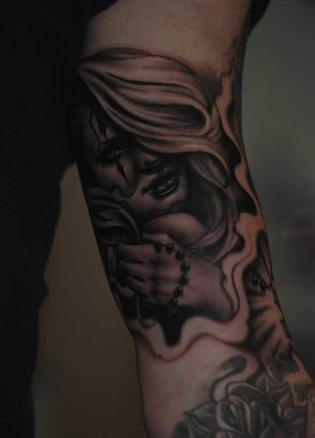 Chicano-girl2-rosemary-mckevitt-tattoo-ireland