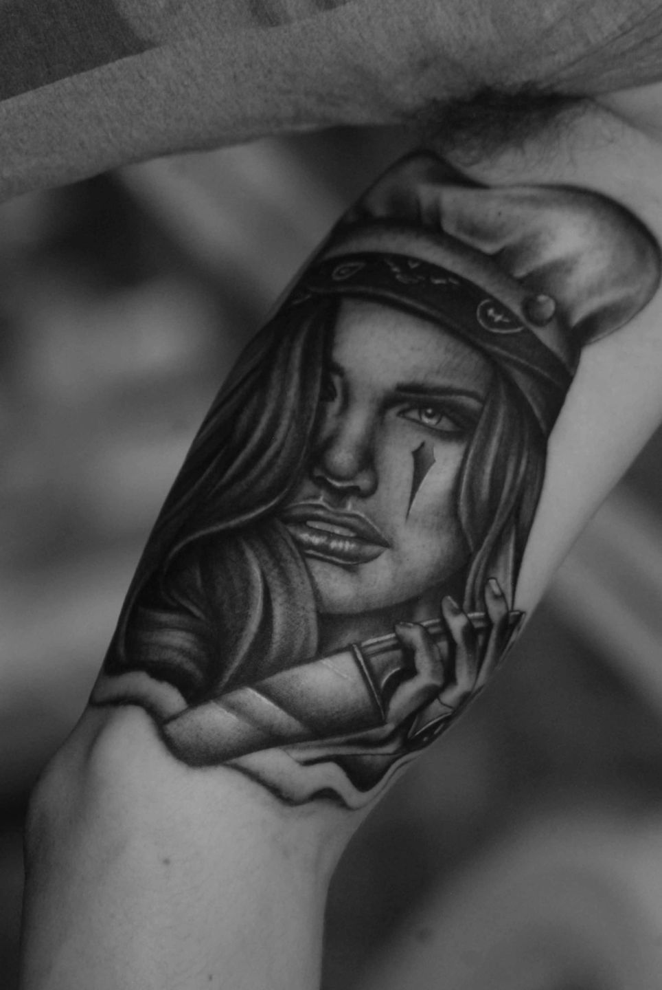 Chicano-chef-rosemary-mckevitt-tattoo-ireland