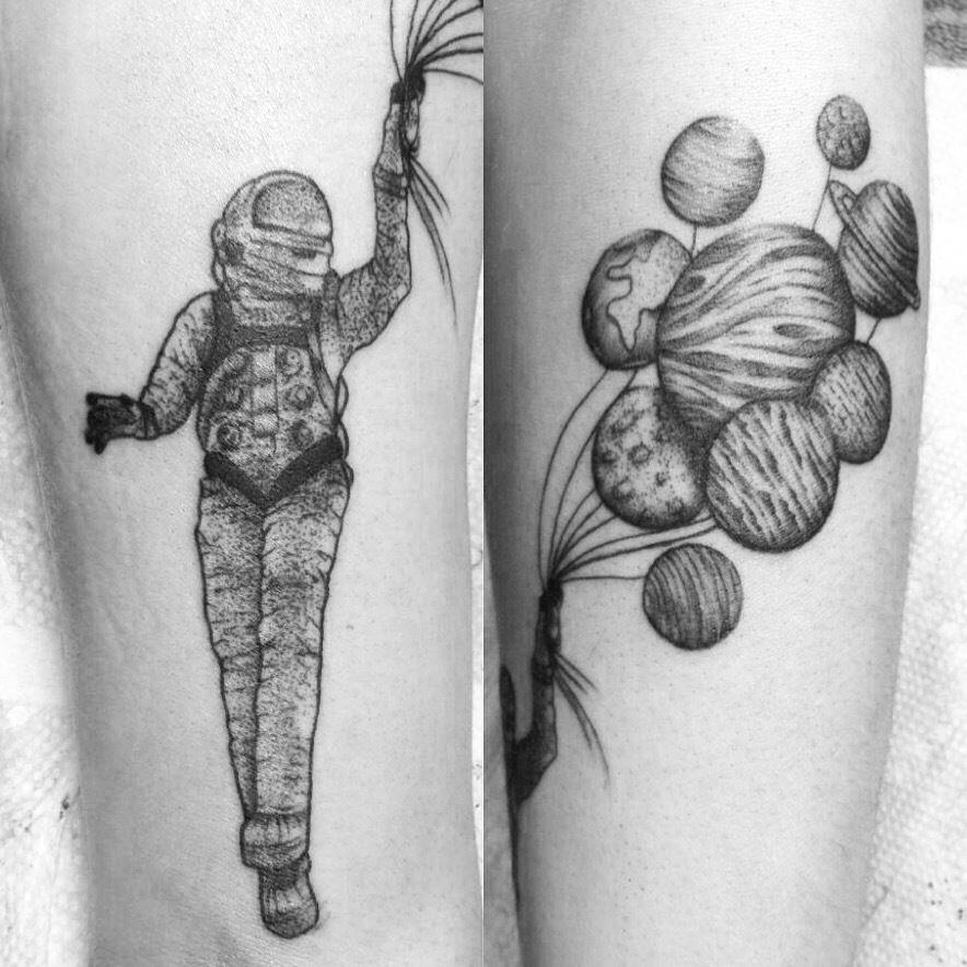 Latest Universe Tattoos