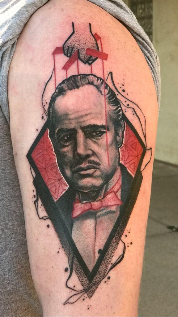 Latest Godfather Tatto...