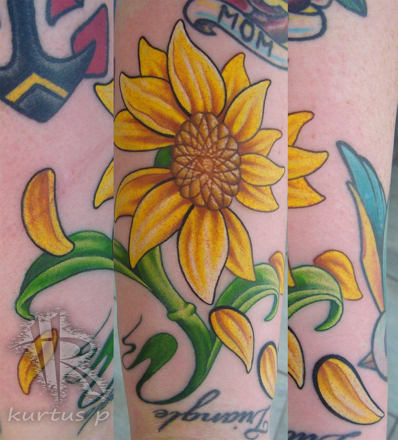 Sunflower-cloud