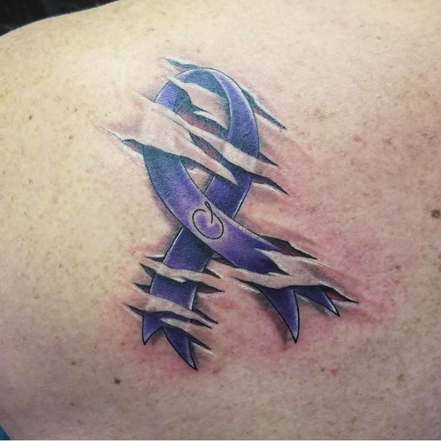 hotrod:ribbon-remembrance-tattoo-for-a-loved-one-who-passed-ribbon ...