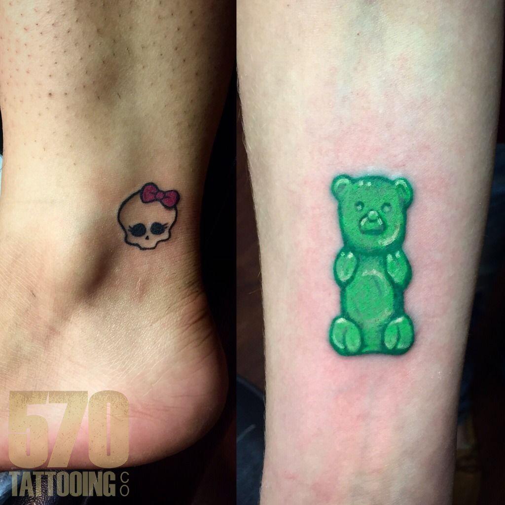 breandan:small-walk-in-tattoos-gummy-bear-skull-tattoo-small