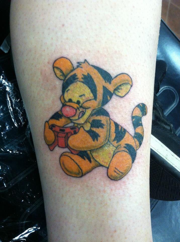 latest tigger tattoos find tigger tattoos