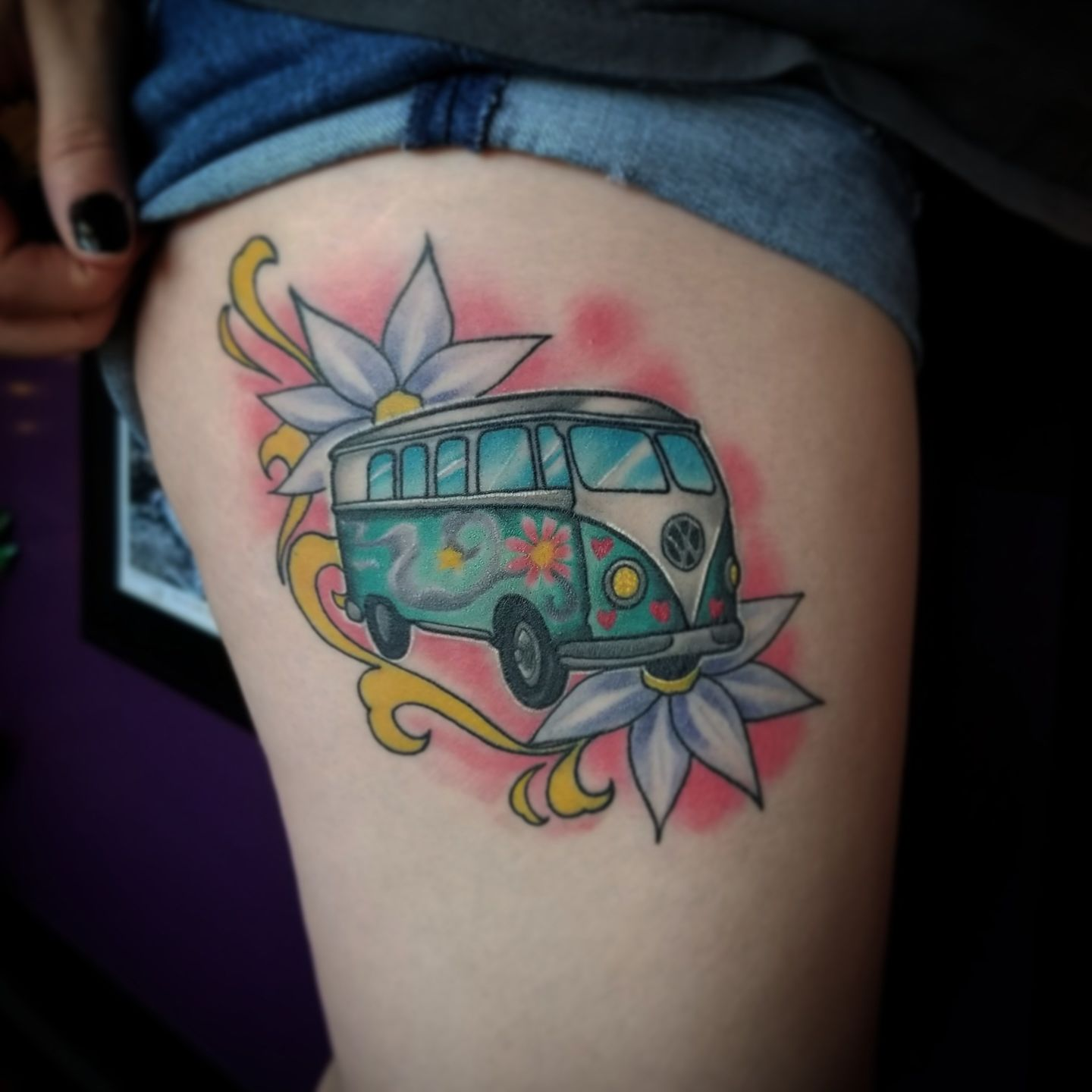 Latest Hippie Tattoos | Find Hippie Tattoos