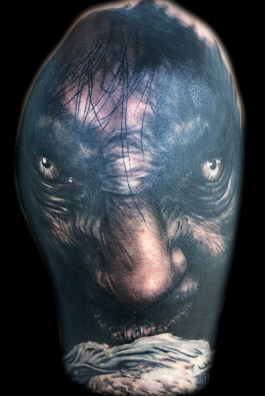 Best-las-vegas-tattoo-artists-shops-joe-riley-inner-visions-tattoo-demonic-demon-tattoos