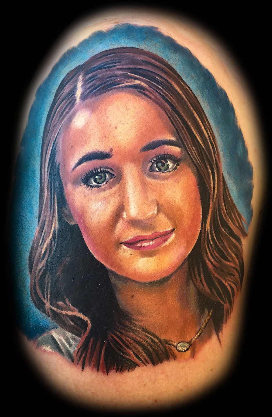 Best-las-vegas-tattoo-artists-shops-joe-riley-inner-visions-tattoo-color-portrait-tattoos