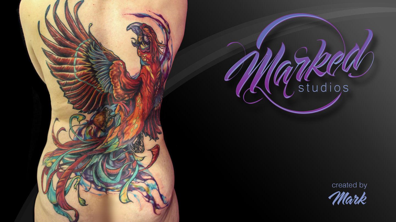 Phoenix Tattoofinder: Latest Phoenix Tattoos
