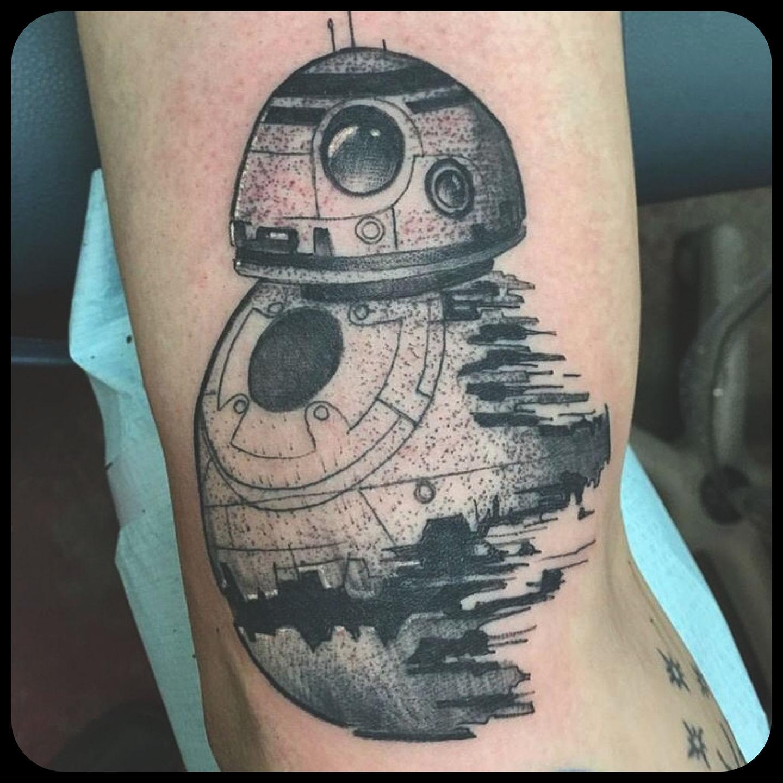 Latest Death Star Tattoos
