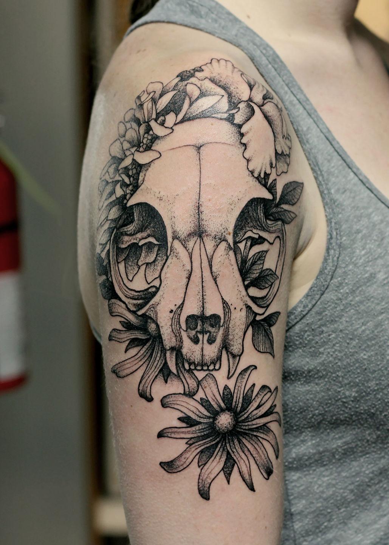 Pete_cat_skull