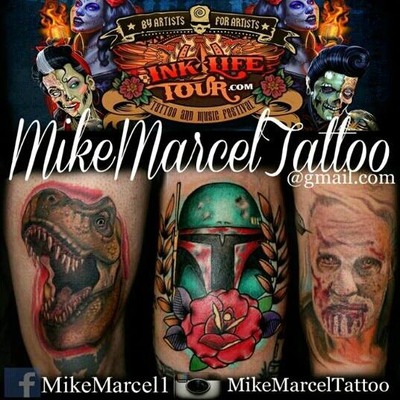 Mike Marcel