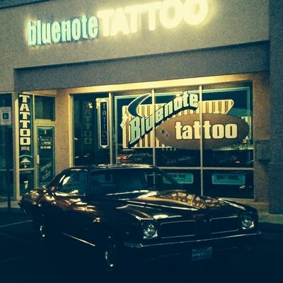 Bluenote Tattoo