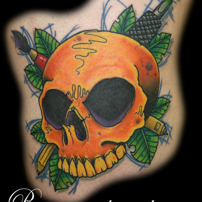Bryan Gentry Tattoo Portfolio | Tattoo Artist in Cheyenne WY