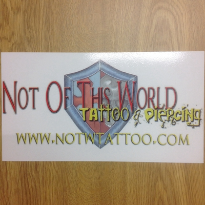 Not of this world tattoo piercing tattoo studio in for Not of this world tattoo