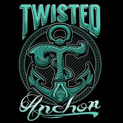 Twisted Anchor Tattoo
