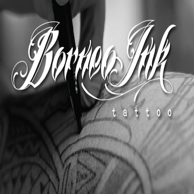 Borneo Ink Tattoo