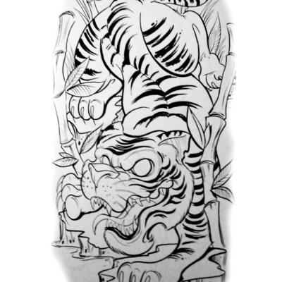 Eddie tattoo portfolio tattoo artist in west lafayette in for Tattoo lafayette indiana