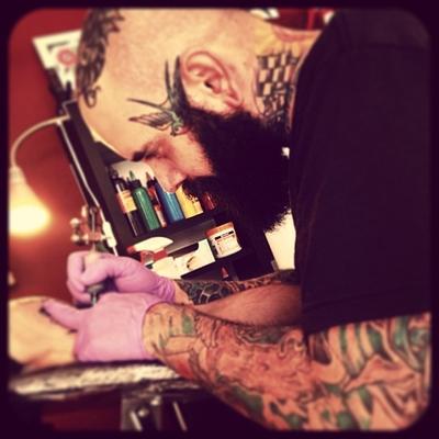 Paul tattoo portfolio tattoo artist in phoenix az for Tattoo artist phoenix az