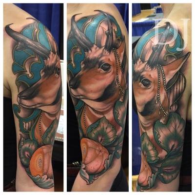 DJ Tambe Tattoo Portfolio | Tattoo Artist in Las Vegas NV
