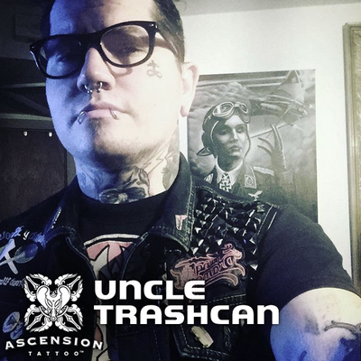 UNCLE TRASHCAN