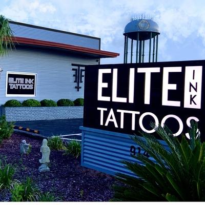 Elite Ink Tattoos
