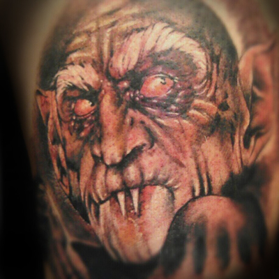 David Jessee Tattoo Portfolio | Tattoo Artist in Charlotte NC