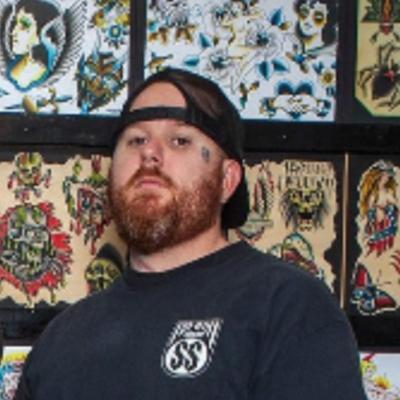 Chris stonecipher tattoo portfolio tattoo artist in for Oakwood tattoo decatur il