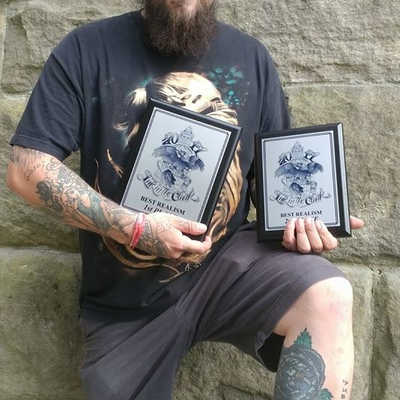 Jack Terrell Tattoo Portfolio | Tattoo Artist in Keller TX